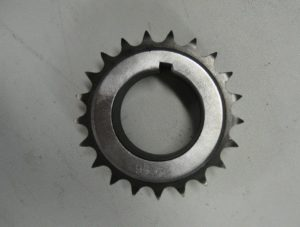 Crank Sprocket, TR6, Hardened
