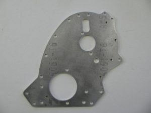 Front Plate, Late