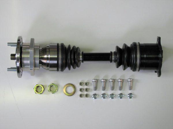 CV axle for 5 bolt R200, Left-Side