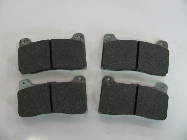 Pad Set, Front, E