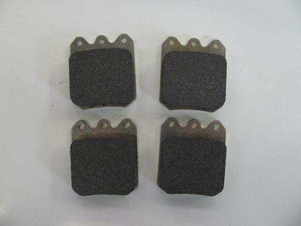 Pad Set, Rear, E