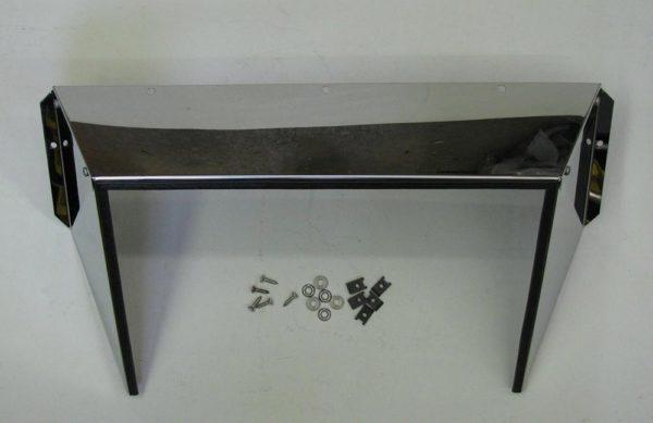Radiator Shroud, TR250